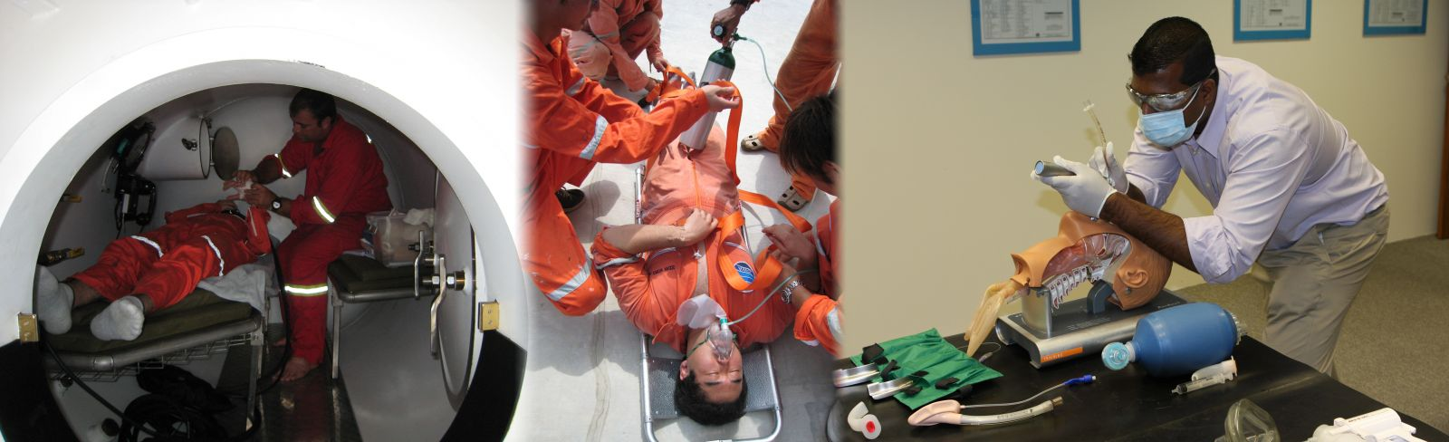 New Alliance with Healing Chambers of Asia to deliver Diver Medic Technician Course in Malaysia