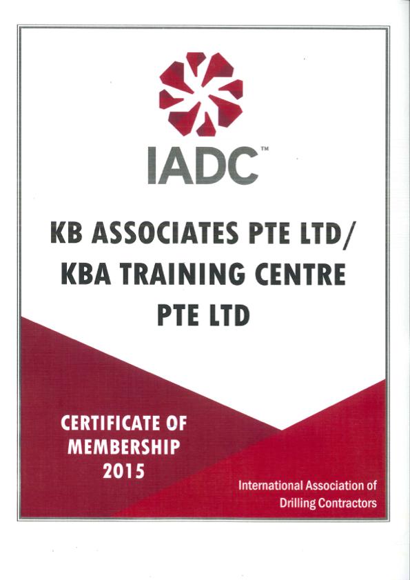 International Association of Drilling Contractors Membership