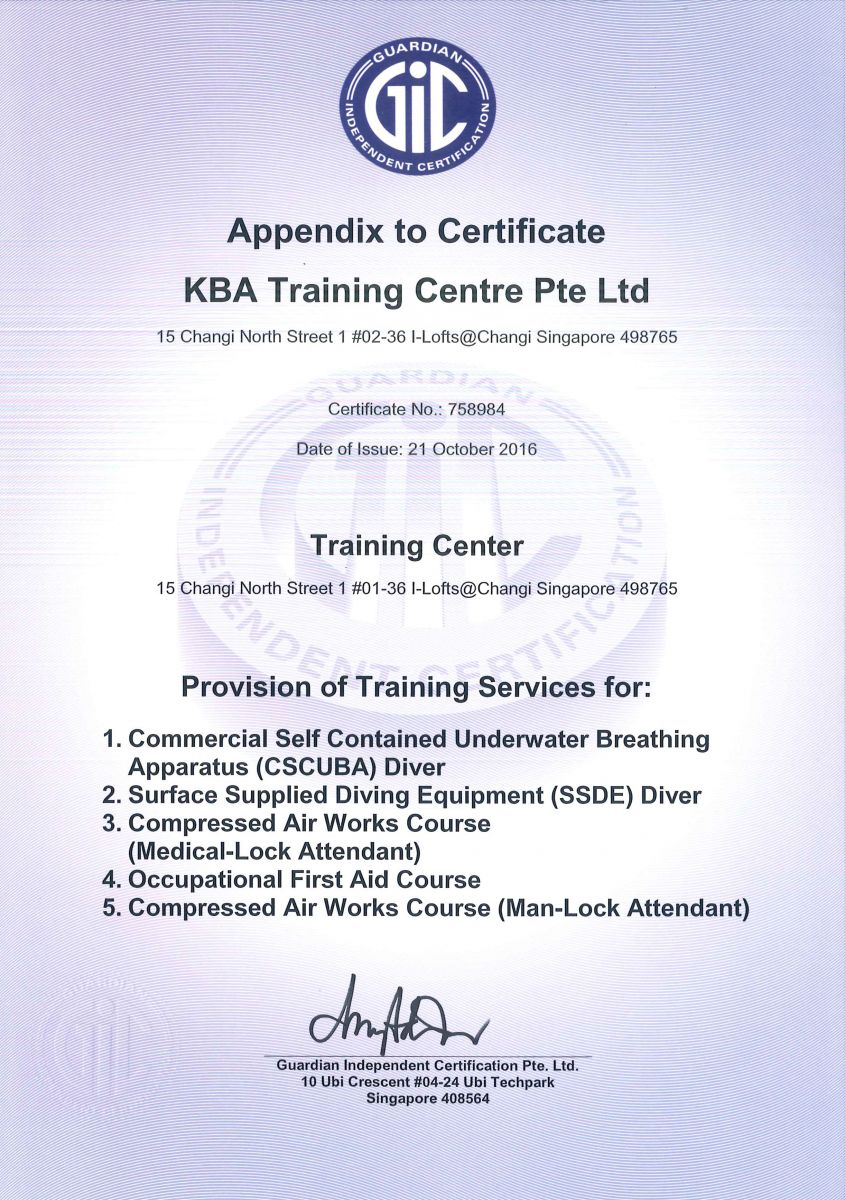 About This Course Accredited Under ISO 299902010 Standard Approved For SDF Training Grant