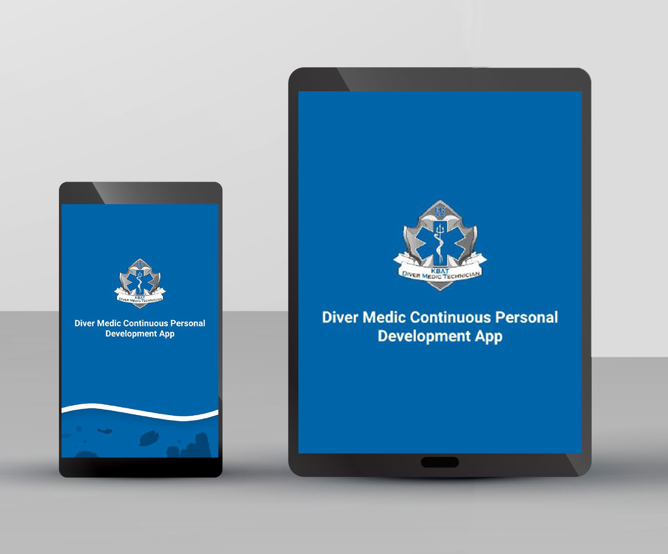'KBAT Diver Medic' App is now available