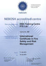 The NEBOSH International Certificate In Fire Safety And Risk Management Is A New Qualification For Those With Responsibilities Workplace