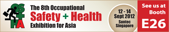 Upcoming Participating Event: The 8th Occupational Safety + Health Exhibition for ASIA