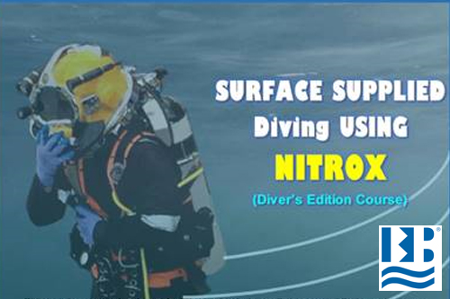 Surface Supplied Diving using NITROX