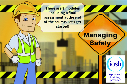 IOSH Managing Safely (MS)