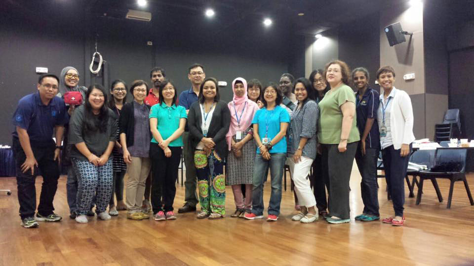 Adult First Aid Course (CPR, AED), Singapore, 21-23 Oct 2015