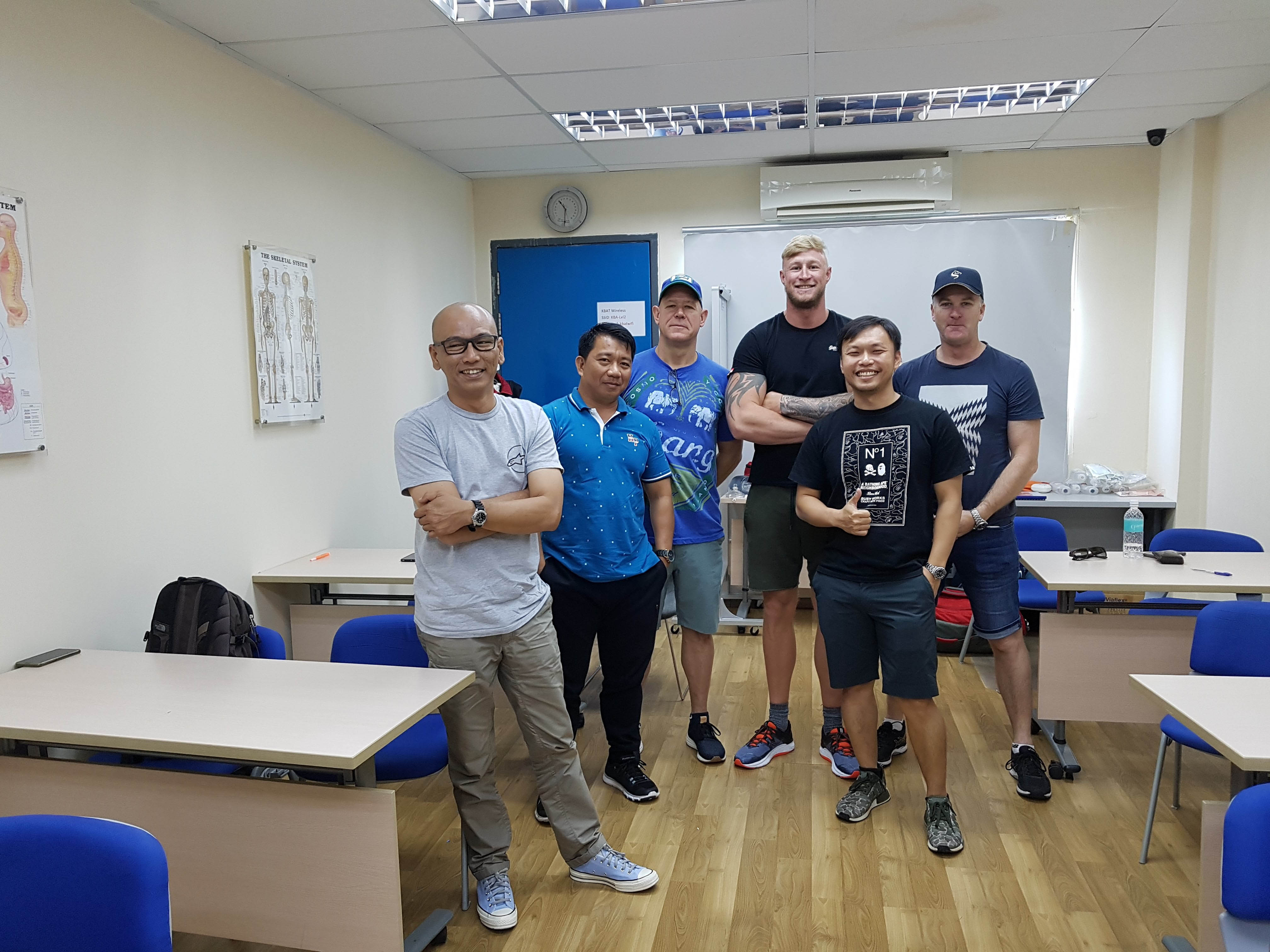 IMCA Diver Medic Technician Refresher, Singapore, 7 - 11 Jan 2019