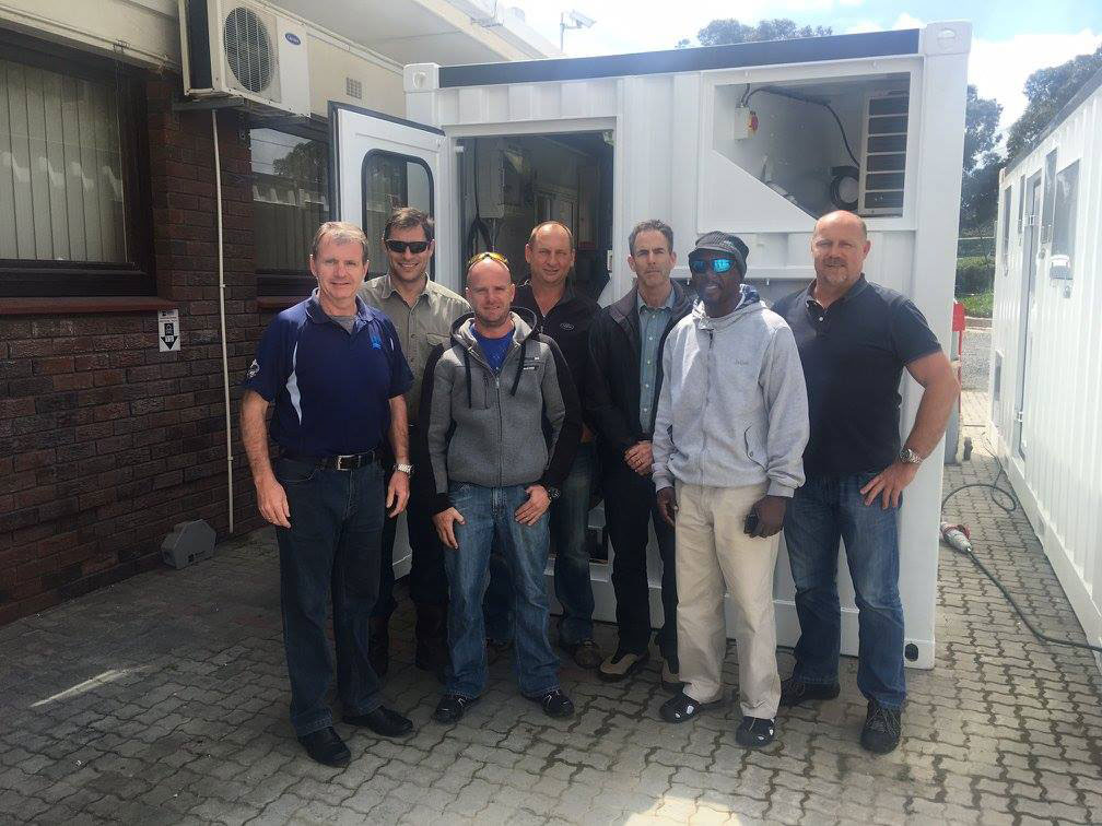 Diving System Assurance, South Africa, 26-29 Sep 2016