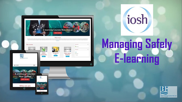 IOSH Managing Safely E-Learning